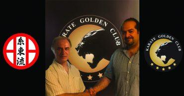 سبک شیتوریو شیتوکای برای کارت عضویت مشترک با باشگاه طلایی کاراته توافق کرد